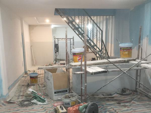 Sửa nhà đúc giả Quận Tân Phú
