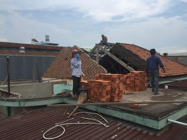Sửa nhà nâng tầng Quận Bình Chánh