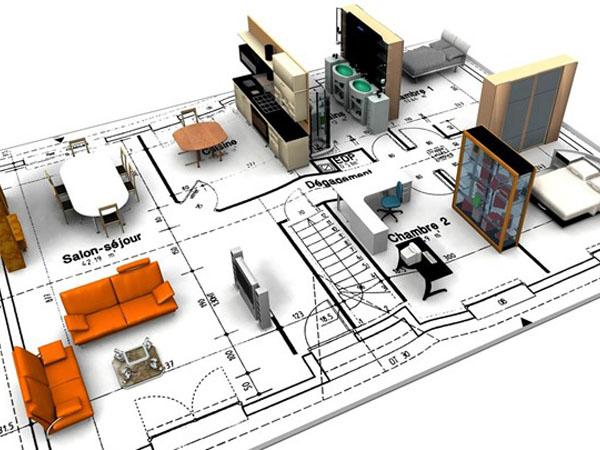 Quy trình thiết kế nhà trọn gói