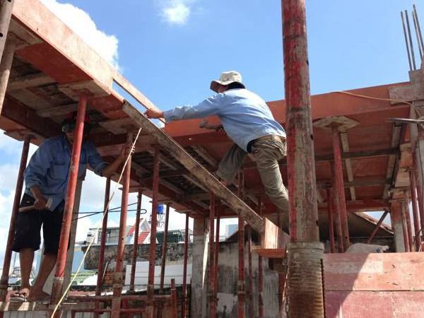 Những lưu ý khi xây dựng nhà