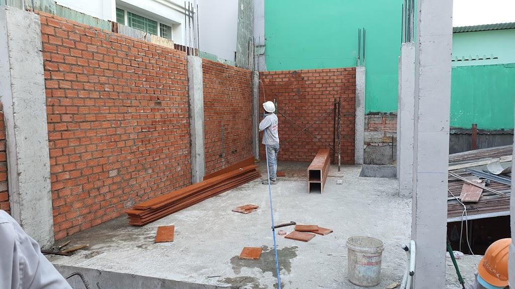 Bảo dưỡng tường xây