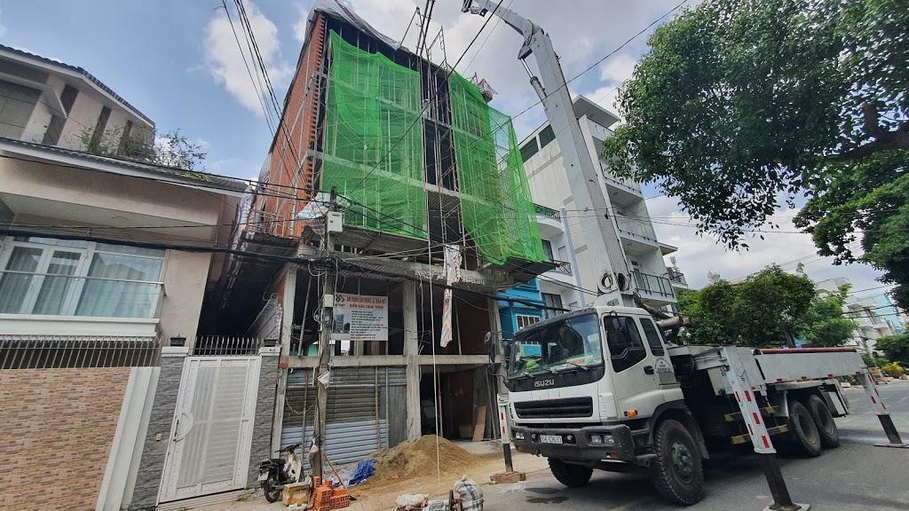 Bảng báo giá xây dựng nhà phần thô